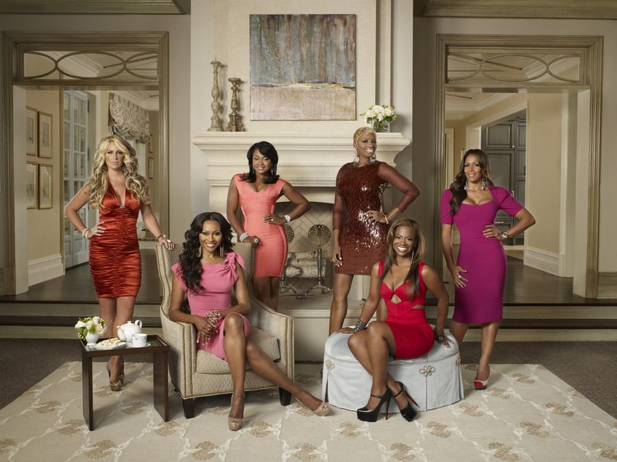 What are the Net Worth of the RHOA?