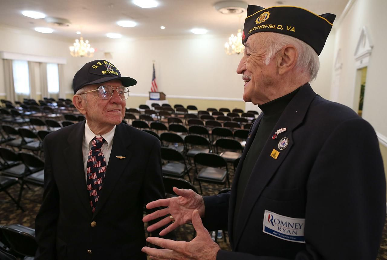 Uniform Wear for Navy Retirees and Veterans