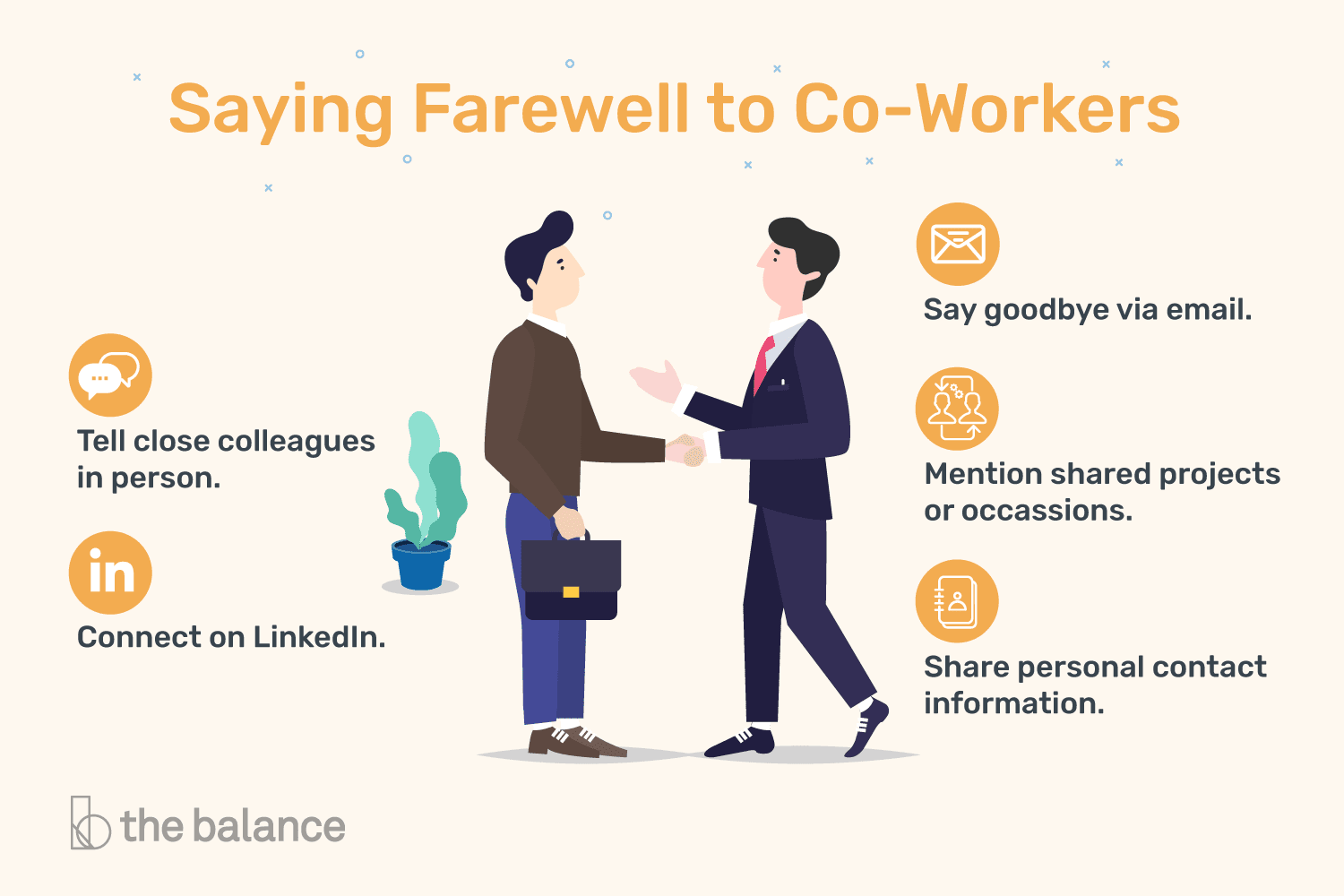 Tips For Saying Goodbye When Youre Leaving Your Job