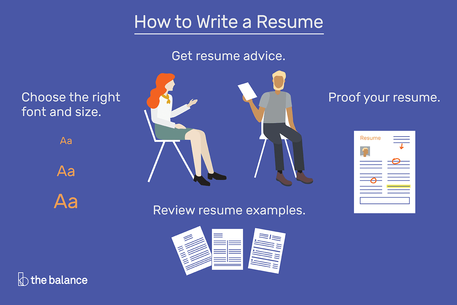 How to write a resume that will get you an interview choose a resume type thecheapjerseys Image collections