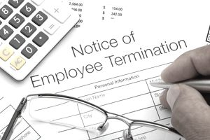 Notice of Employee Termination