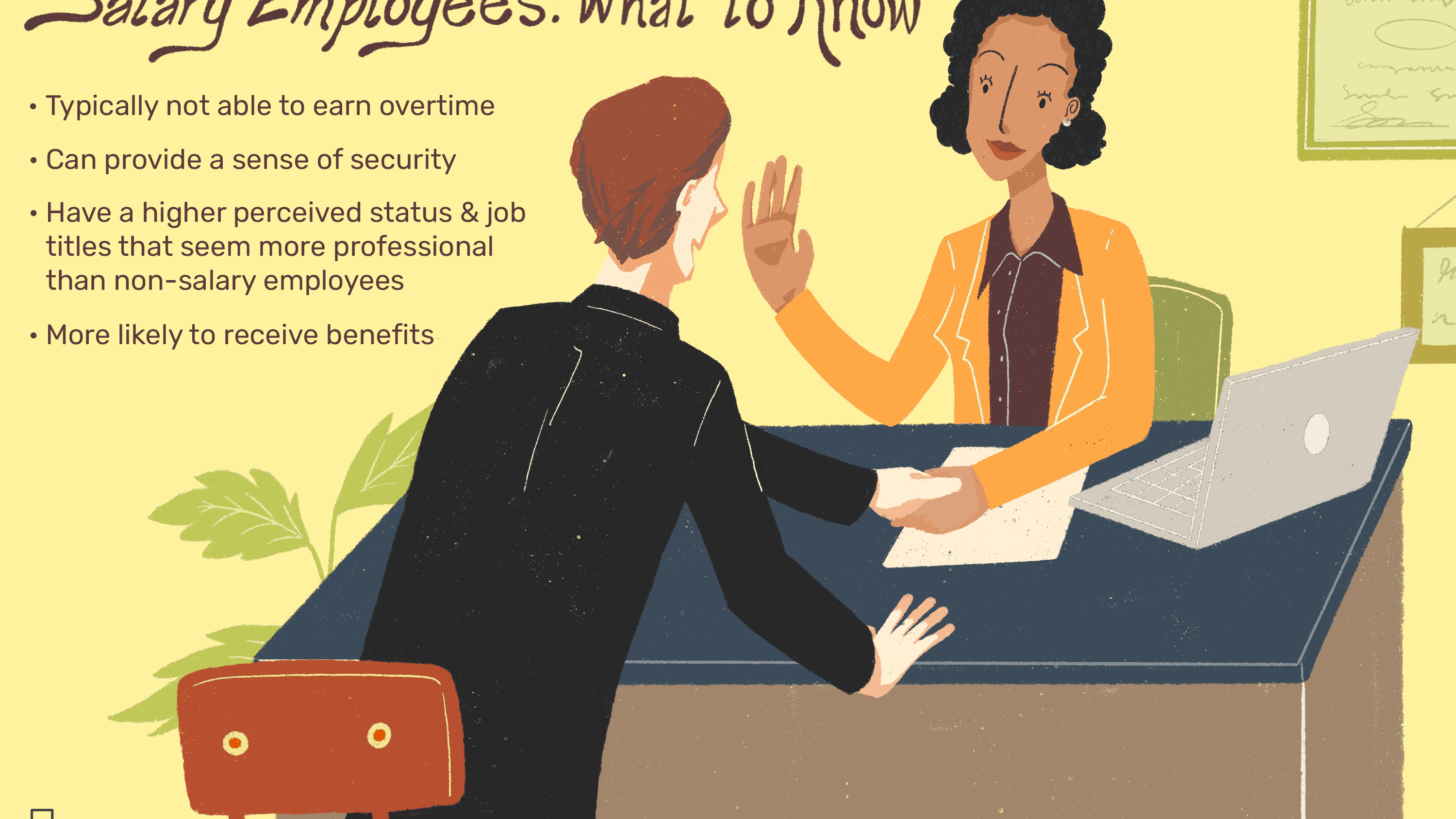 What is a Salary Employee?