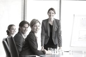 By being a good budiness partner, this HR manager has earned her seat at the executive table.