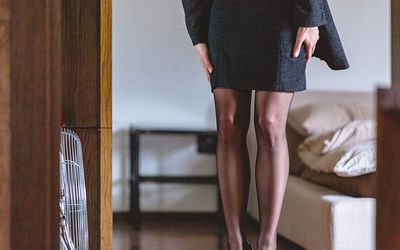 7b53c1b20a5 Is Wearing Pantyhose to Work or Interviews Professional — or Outdated