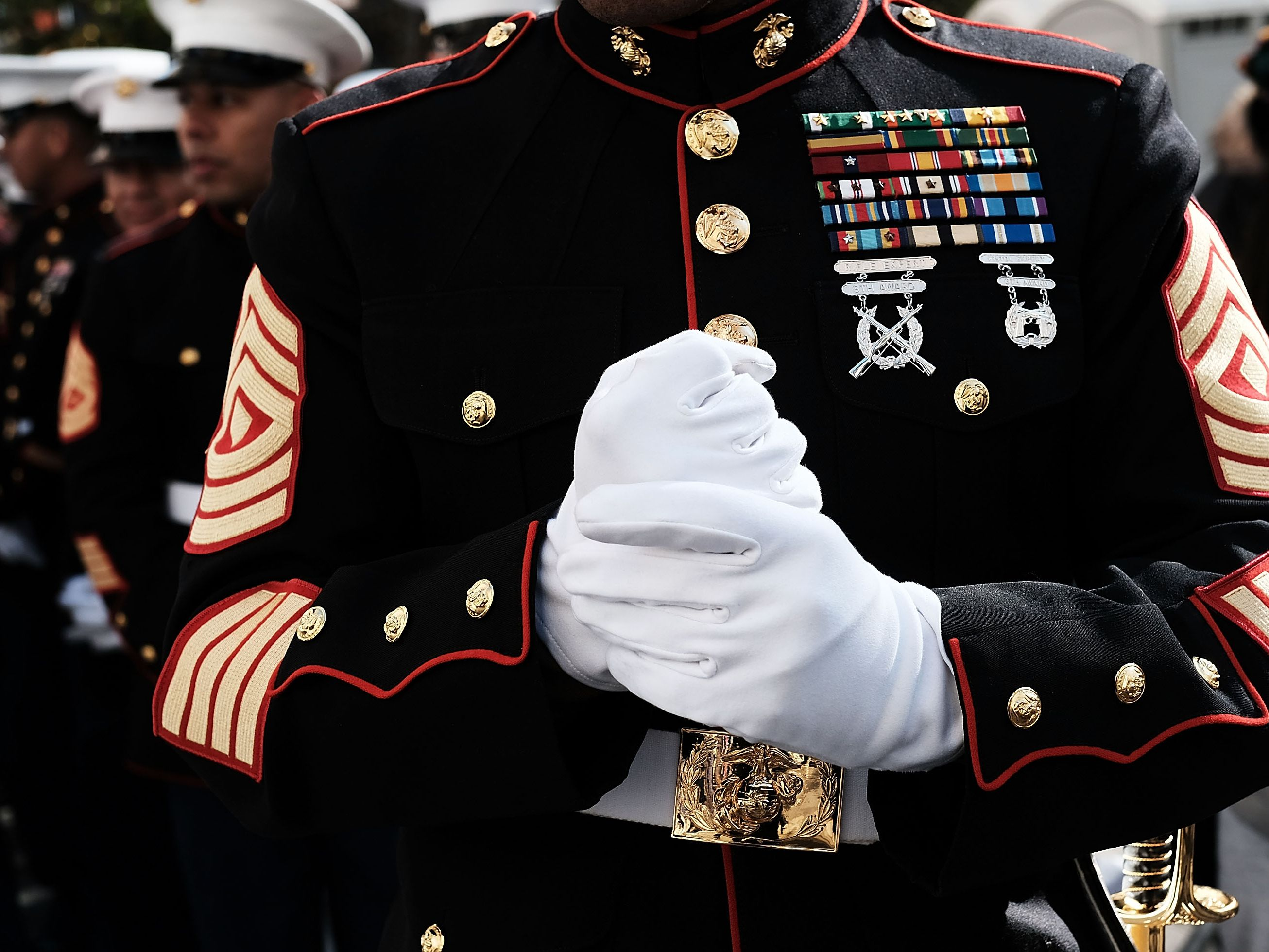 Famous marine people corps List of