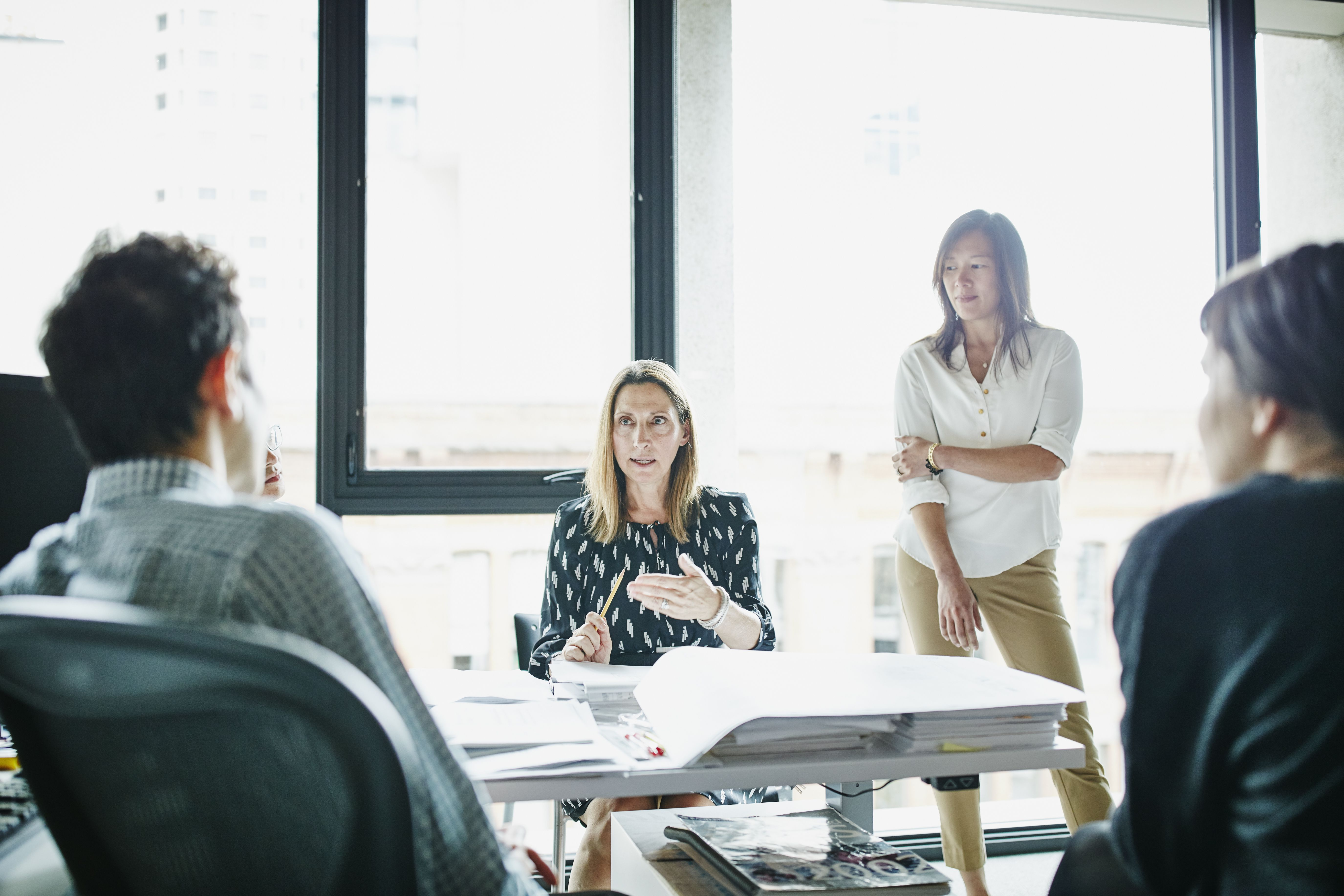 how to become a successful team leader