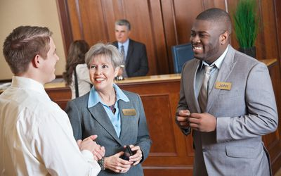 Important Hospitality Skills for Resumes & Cover Letters