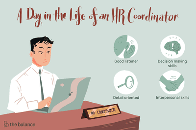 A day in the life of an HR coordinator: Good listener; decision-making skills; detail-oriented; interpersonal skills