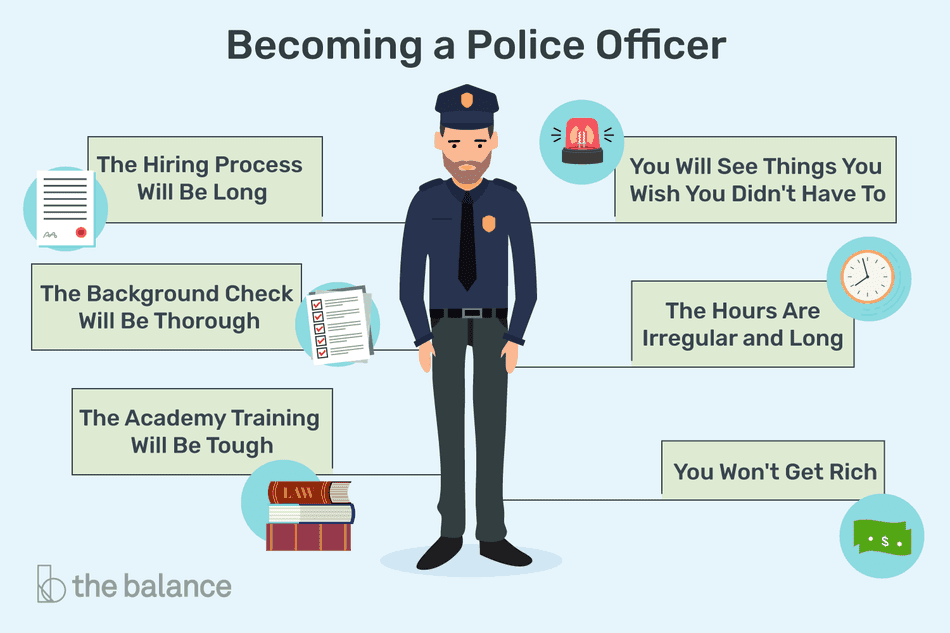 The Ins and Outs of Becoming a Police Officer