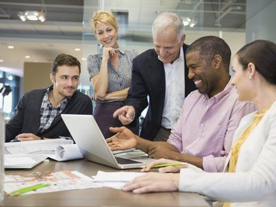 In a learning organization, managers take the lead and coworkers train each other.