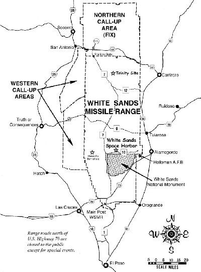 Installation Overview White Sands Missile Range New Mexico