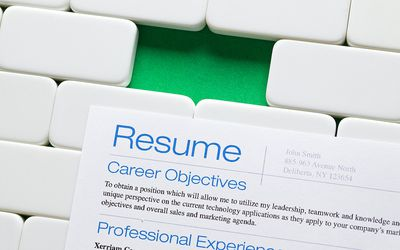 15 Things NOT To Include On Your Resume