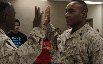 Air Force Sign-On Bonus for Serving in High Need Areas