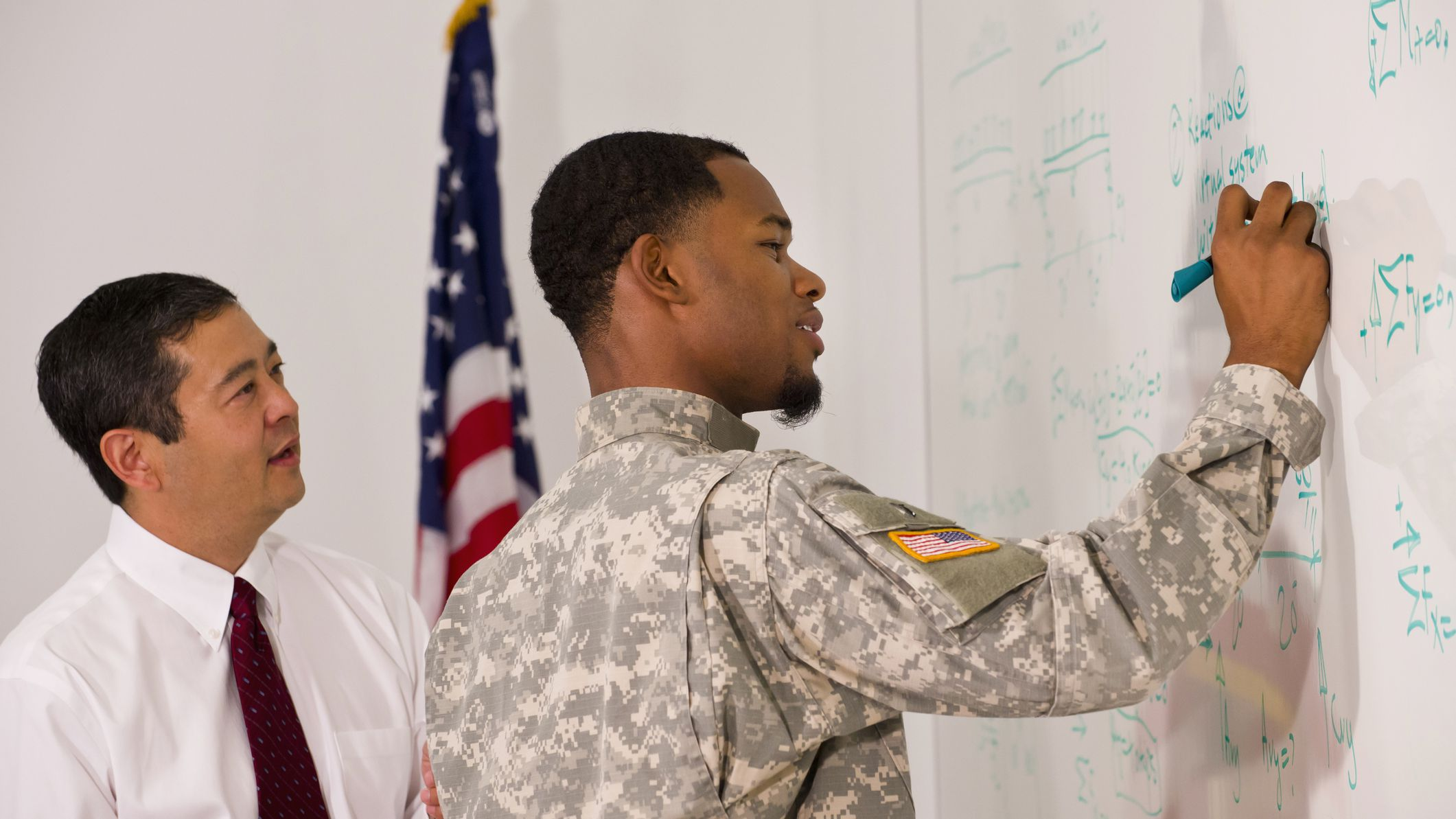 Tuition Assistance in the Military