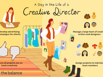 Image shows a woman pinning outfit ideas to a wall, with a clothing rack behind her and shoe options beside her. Text reads: