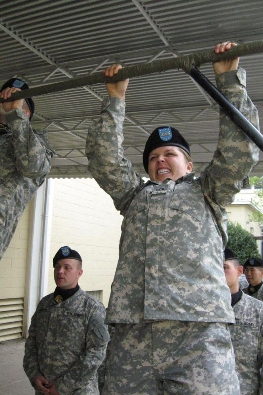 Army Officer Candidate School (OCS) Enlistment Option
