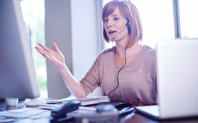 Work-at-Home Call Center Jobs