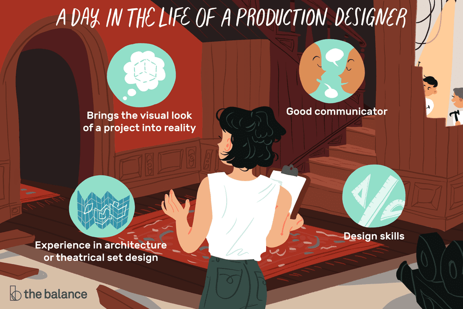 A Day in the Life of a Production Designer