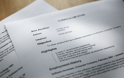 how to write a great internship or job resume