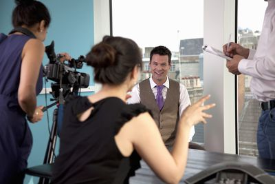GettyImages 108354848 58829d593df78c2ccd461634 - How To Be Successful In Shooting Television Advertisement?