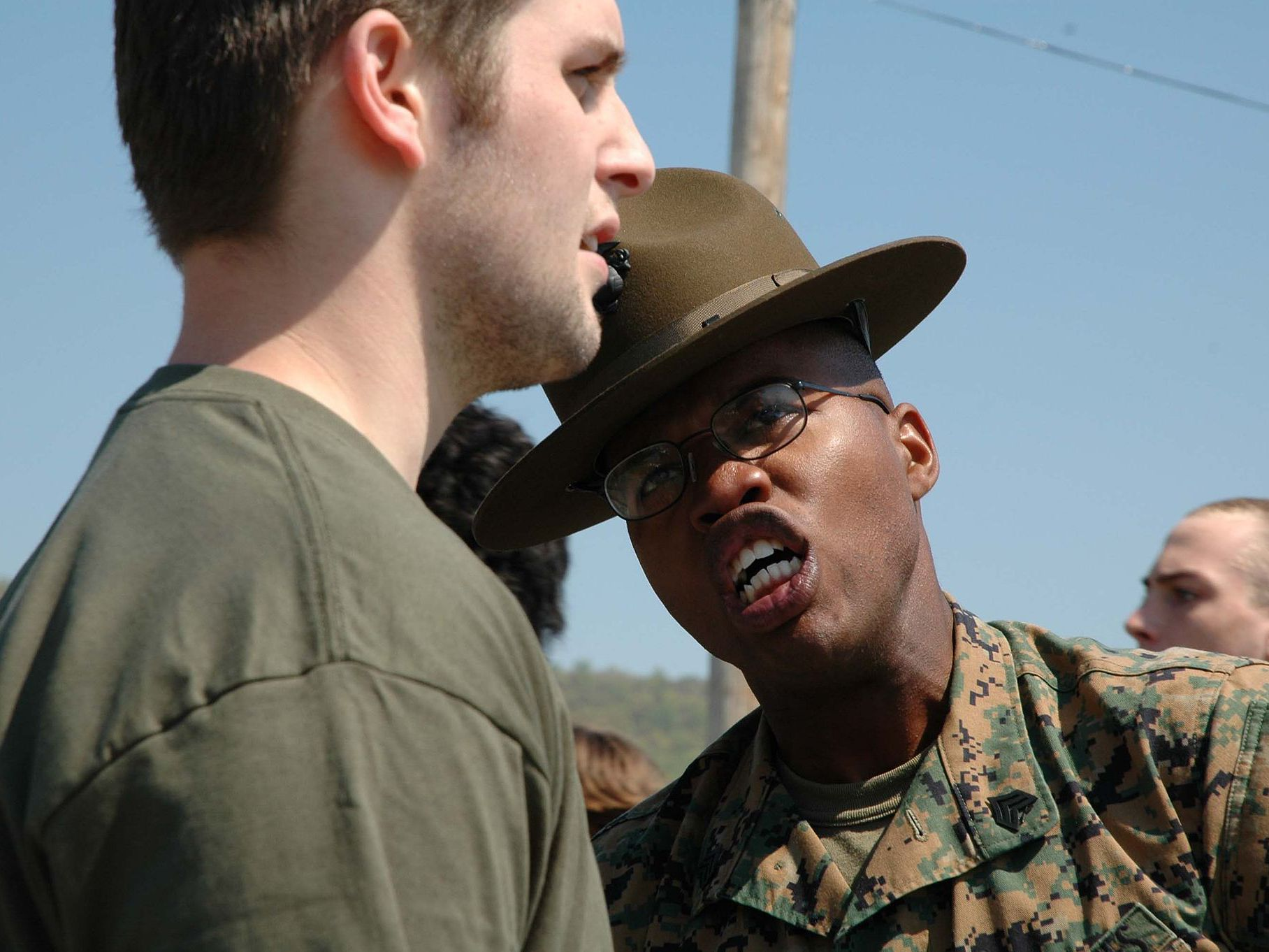 Military Jokes and Humor - Funny Boot Camp Stories