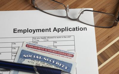listing reasons for leaving on a job application