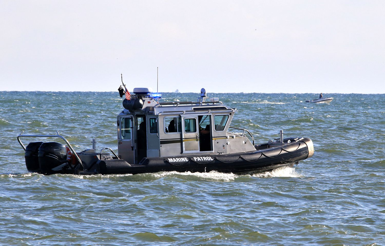 Marine Patrol Officer Career Overview