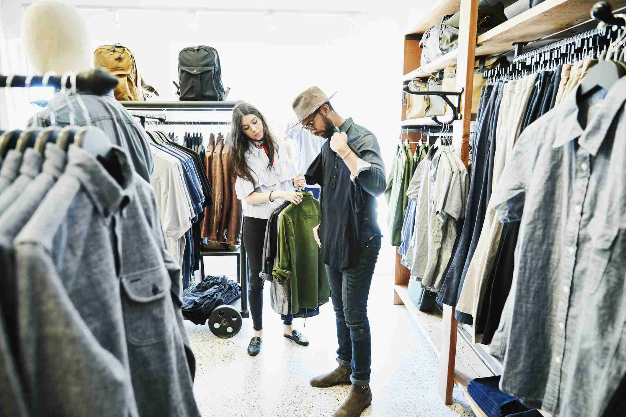 What To Wear To Work At A Retail Store