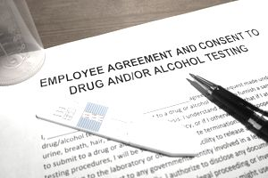 Employment drug testing abstract