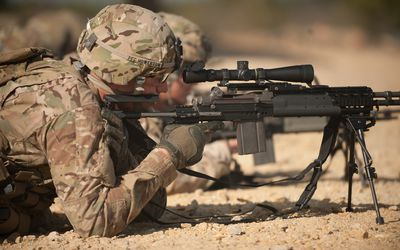 Preparing for Air Force Weapons Training