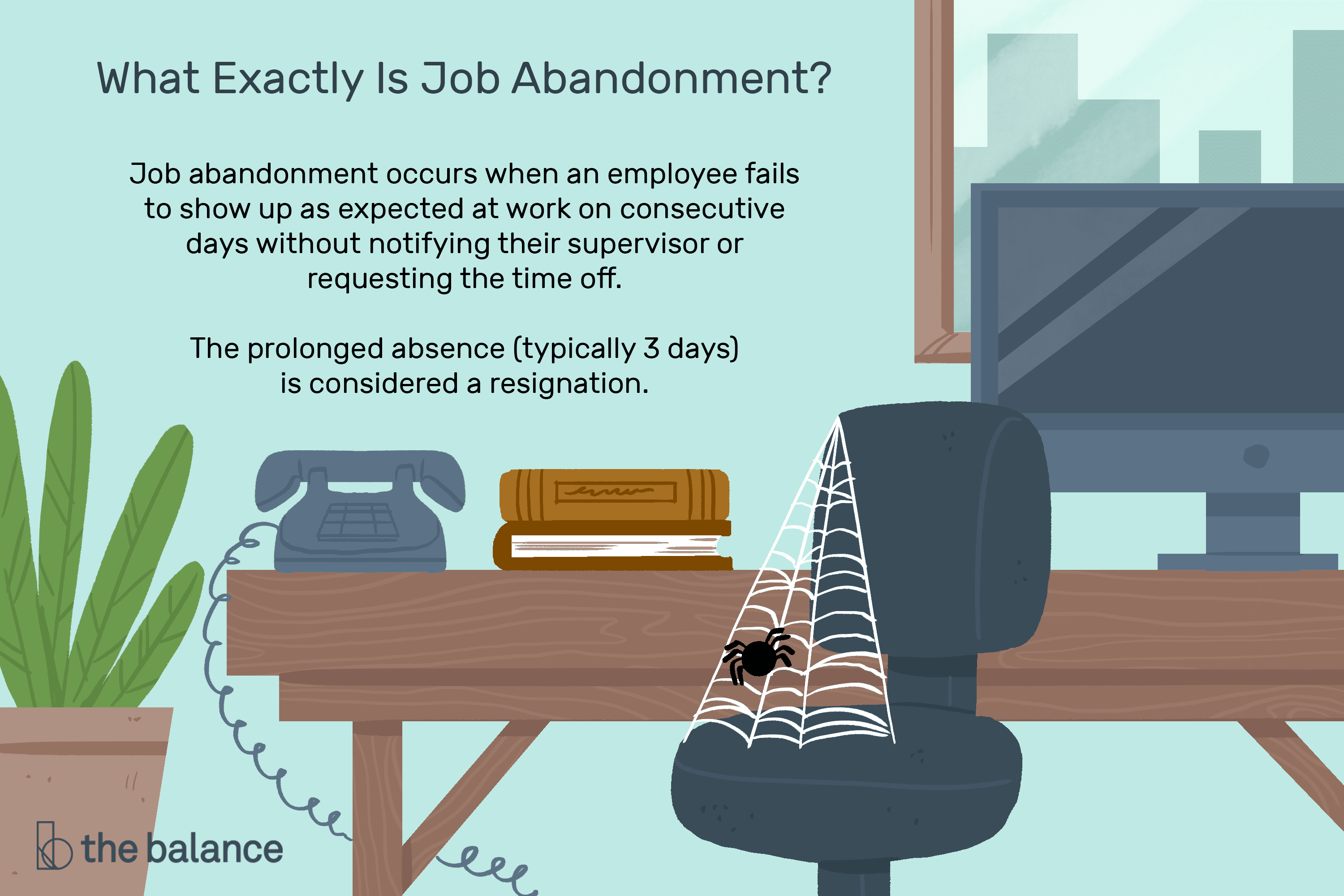 Exactly What Constitutes Job Abandonment?