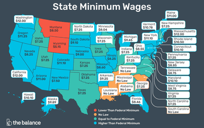 Average Teacher Salary By State - How Much Educators Earn in