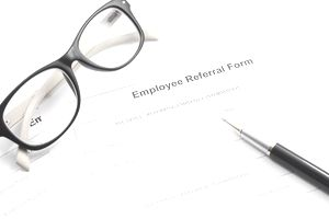 Employee Job Referral Form