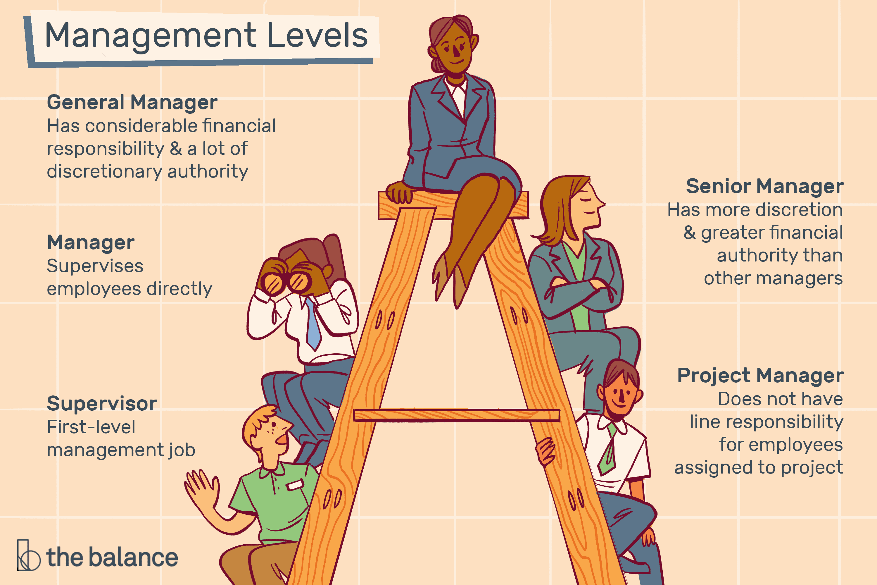 Learn About Management Levels And Job Titles