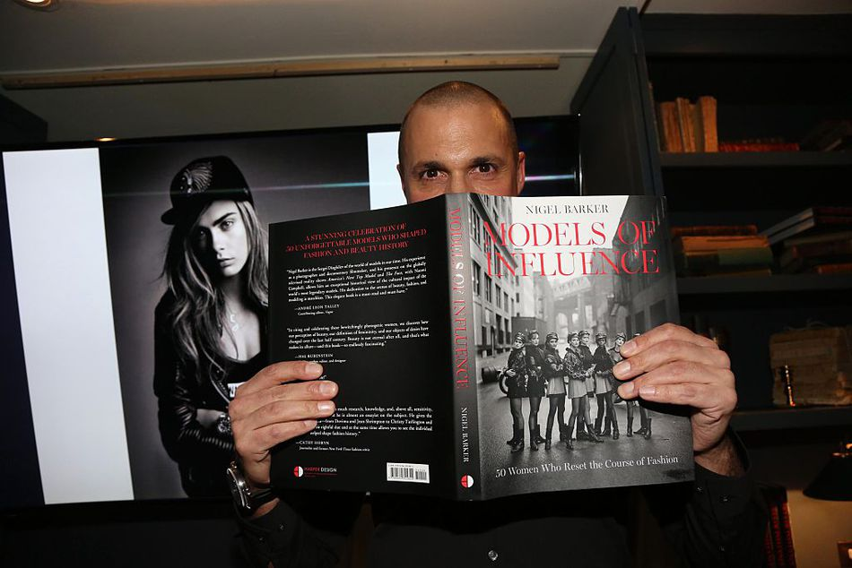 Models of Influence Nigel Barker