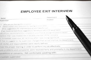 Employee Exit Interview
