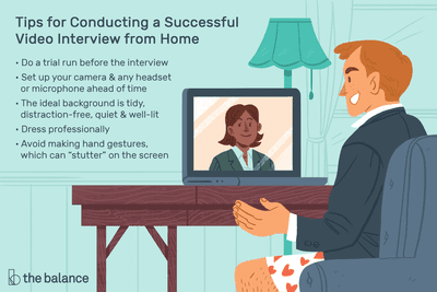 Tips for a Successful Video Job Interview