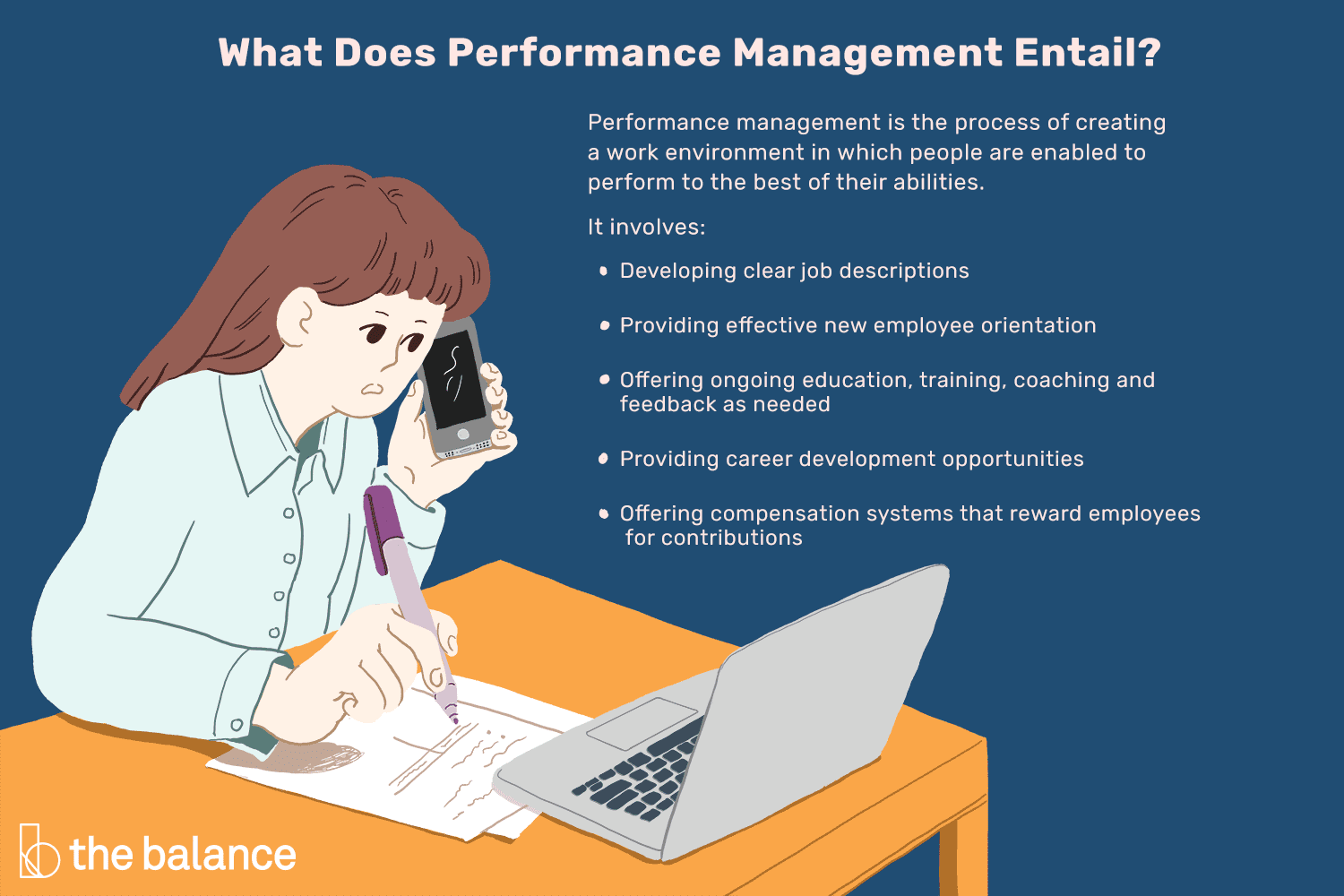 What Is Performance Management in the Workplace?