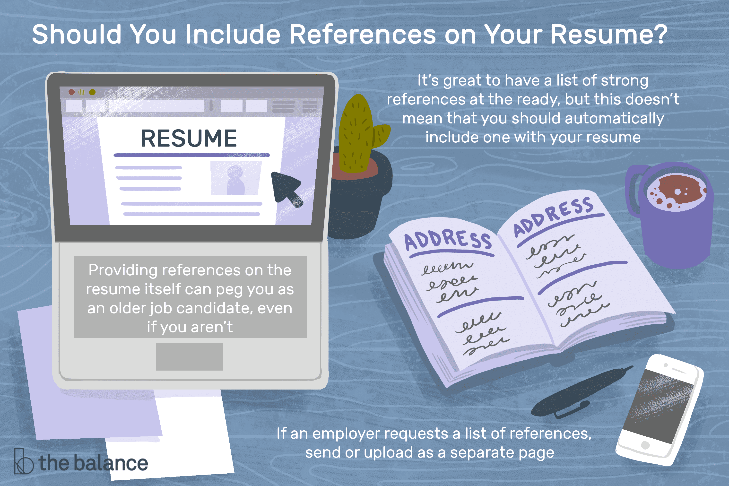 Include References On Resume.How To List References On A Resume