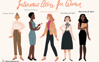 93ace13ad99 Here Are Some Tips for Women on What to Wear to a Job Interview
