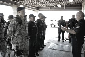 DOD and Military Police