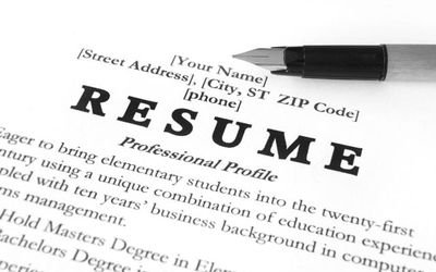 Tips For Writing A Resume Profile
