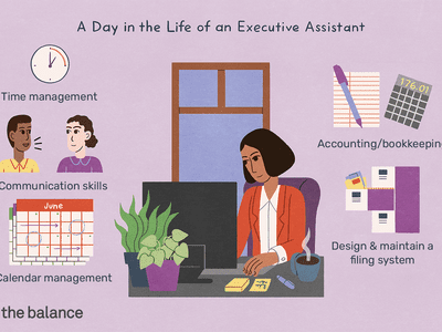 A day in the life of an executive assistant: Time management, communication skills, calendar management, accounting/bookkeeping, design & maintain a filing system