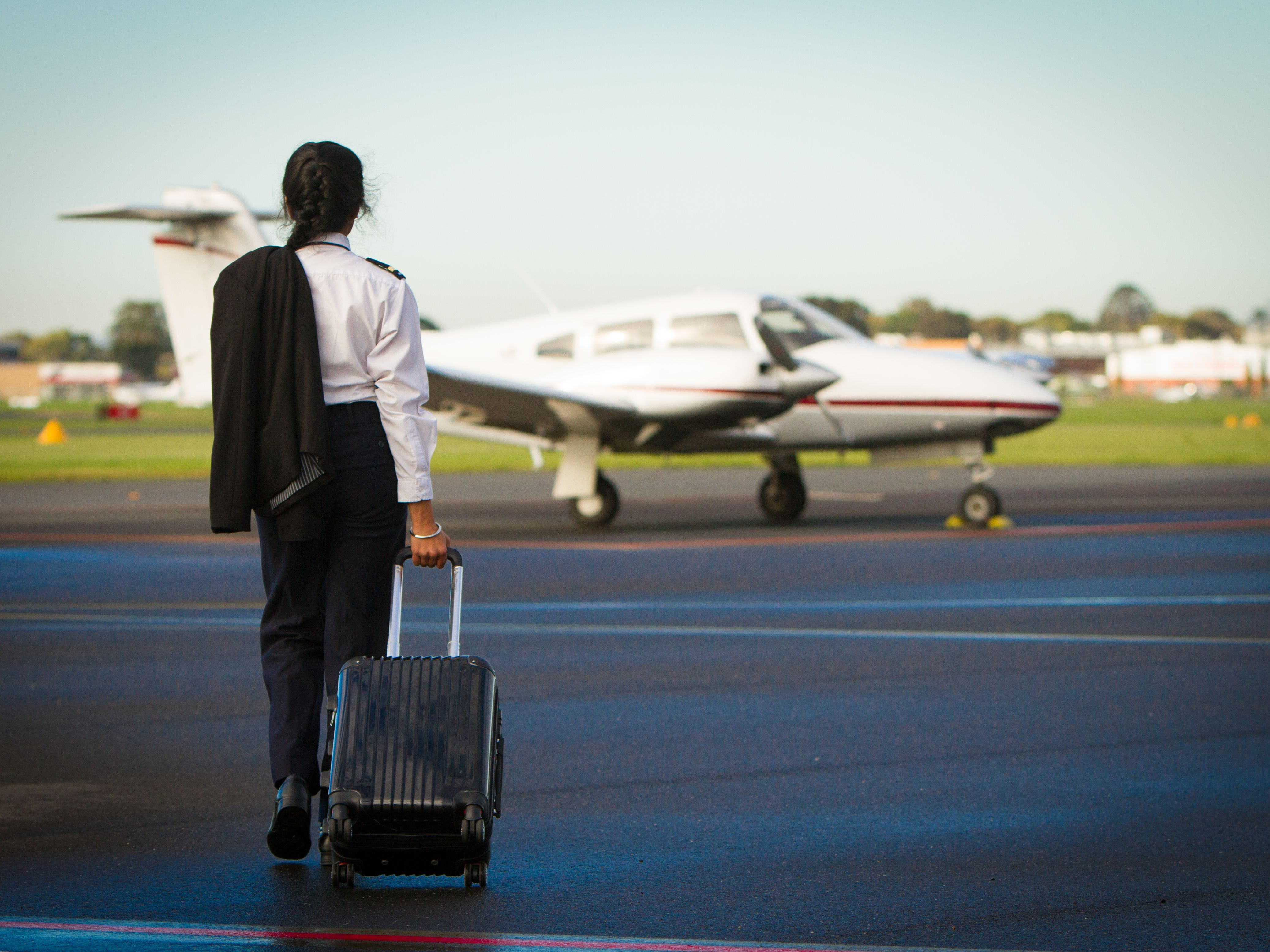 Other Cool Jobs for Pilots
