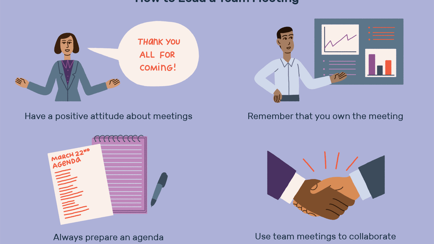 How To Lead Effective Team Meetings