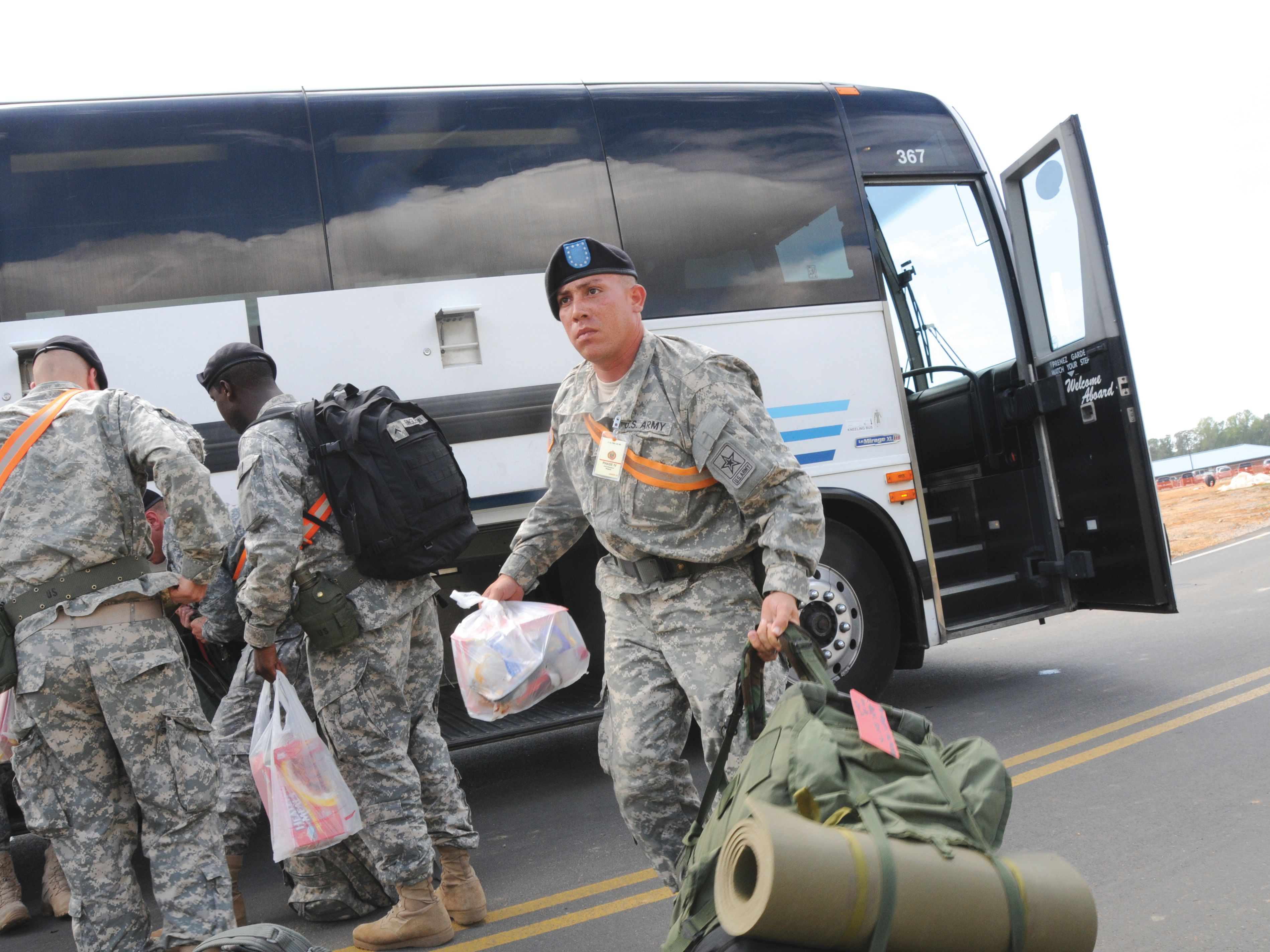 Army Enlisted Assignment Exchanges (SWAPS)