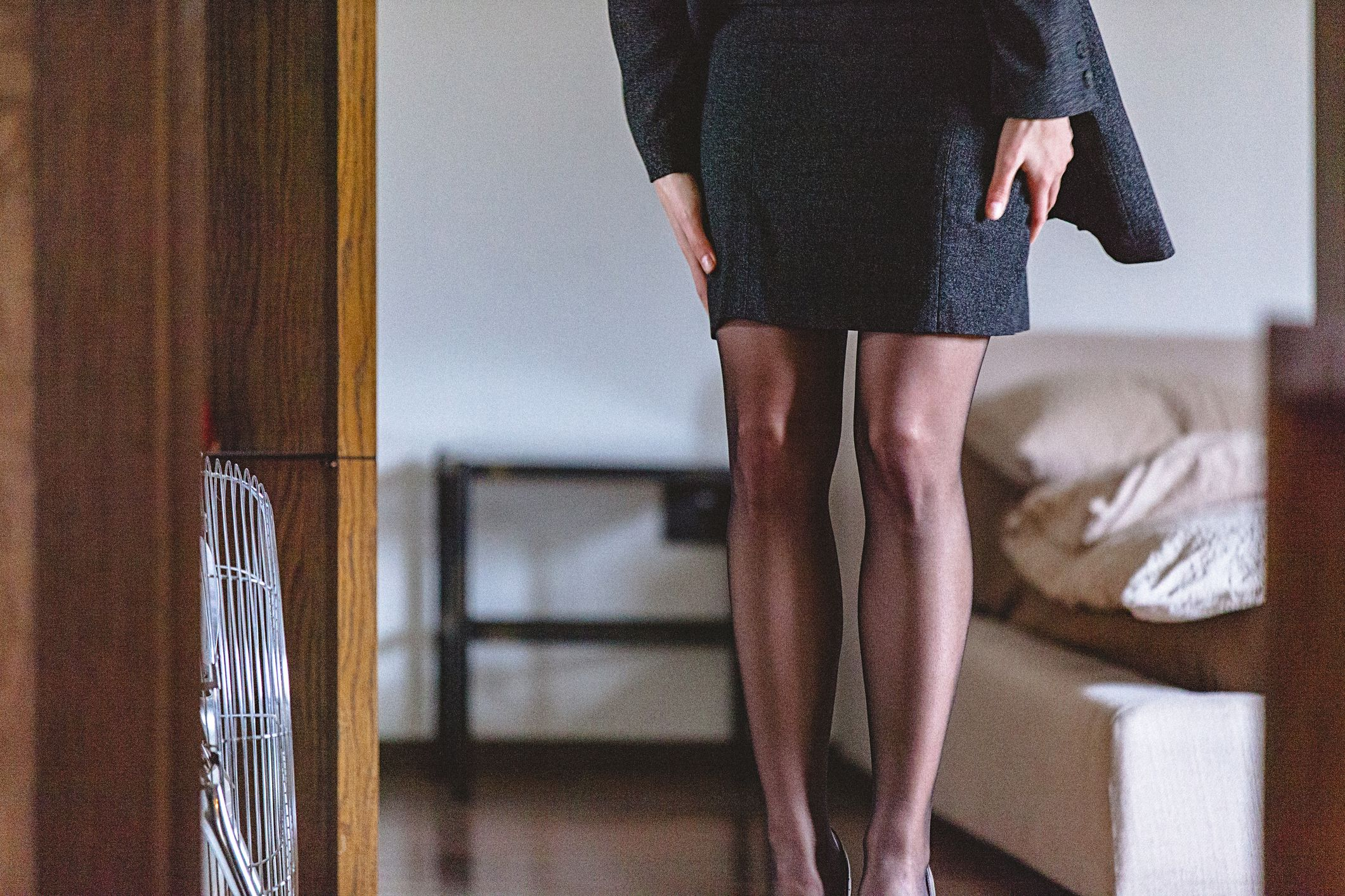Should You Wear Pantyhose to Job Interviews or Work?