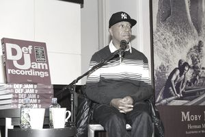 Russell Simmons of Def Jam Recordings