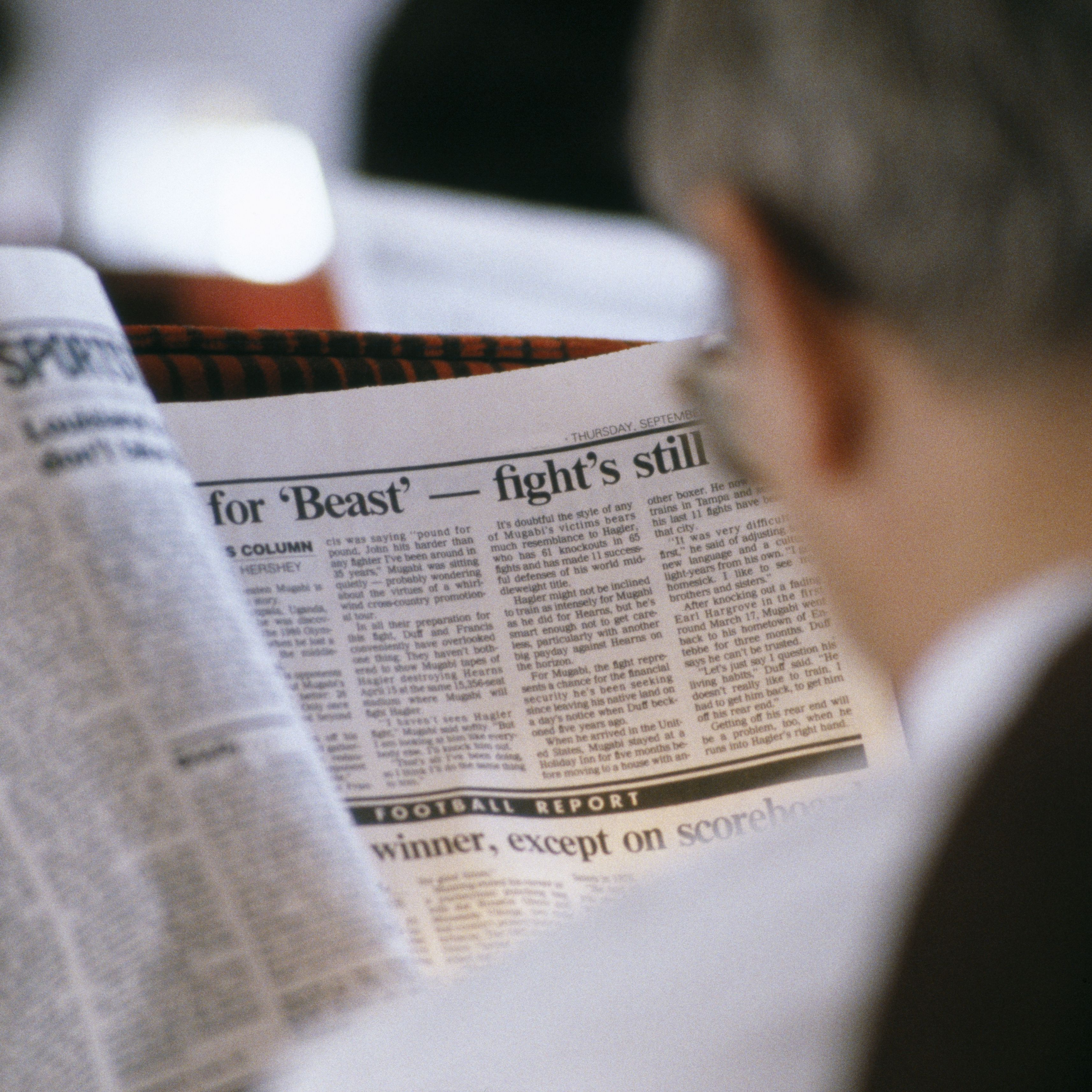 The Differences Between Soft and Hard News