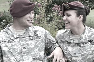 Dual Military Marriages: Can They Work